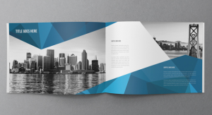 indesign brochure templates free real estate brochure