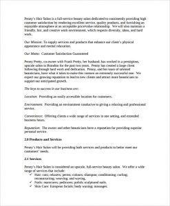 individual development plans sample personal business plan template free