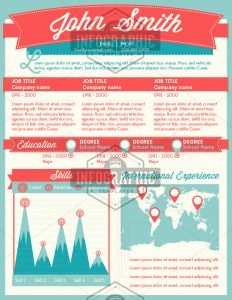 infographic resume template infographic resume mableasper