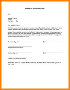 installment payment agreement template how to write an agreement letter