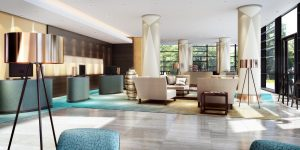 interior design business card marriott bonn
