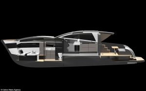 interior design proposal eecf clever the yacht took three years to design and was created by i a