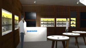 interior design proposal samsung