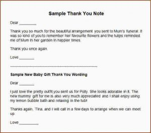 interview schedule template sample thank you note sample thank you note