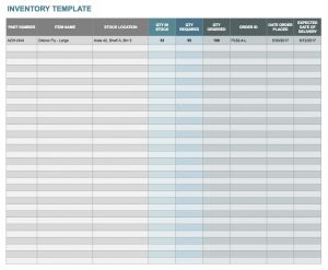 inventory template google sheets ic google spreadsheet inventory template