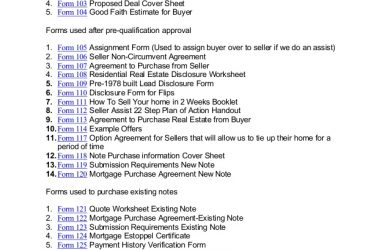 investor agreement template real estate investor business plan