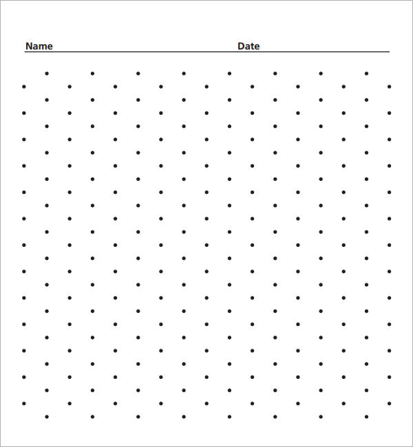 Isometric Graph Paper Pdf  Template Business