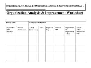 job analysis template diagnosis worksheet