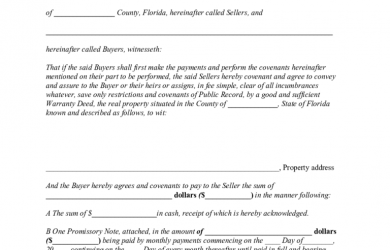 job application template word standard agreement for deed florida d
