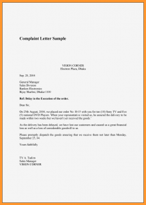 job interview follow up email sample complaint letter sample complaint letter sample