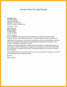 job interview follow up email sample sample interview thank you letter samplethankyouletterafterinterview