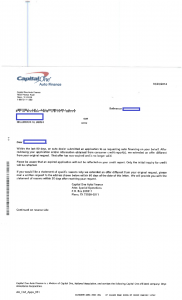 job offer rejection letter capital one counteroffer letter cannon