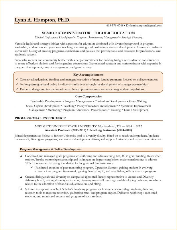 Job Proposal Example  Template Business