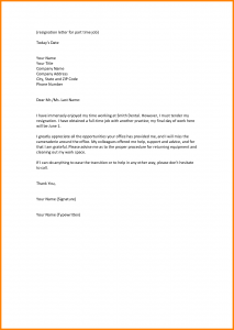 job resignation letter job resign letter format pdf