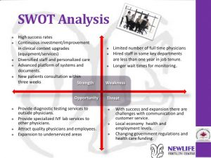 job safety analysis examples newlife fertility centre
