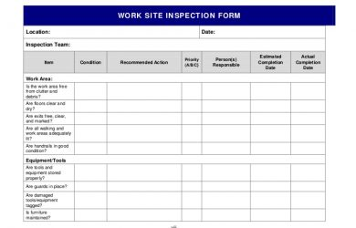 job safety analysis template whs ps building