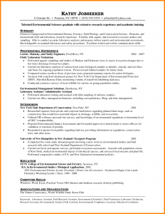lab technician resume laboratory assistant cv