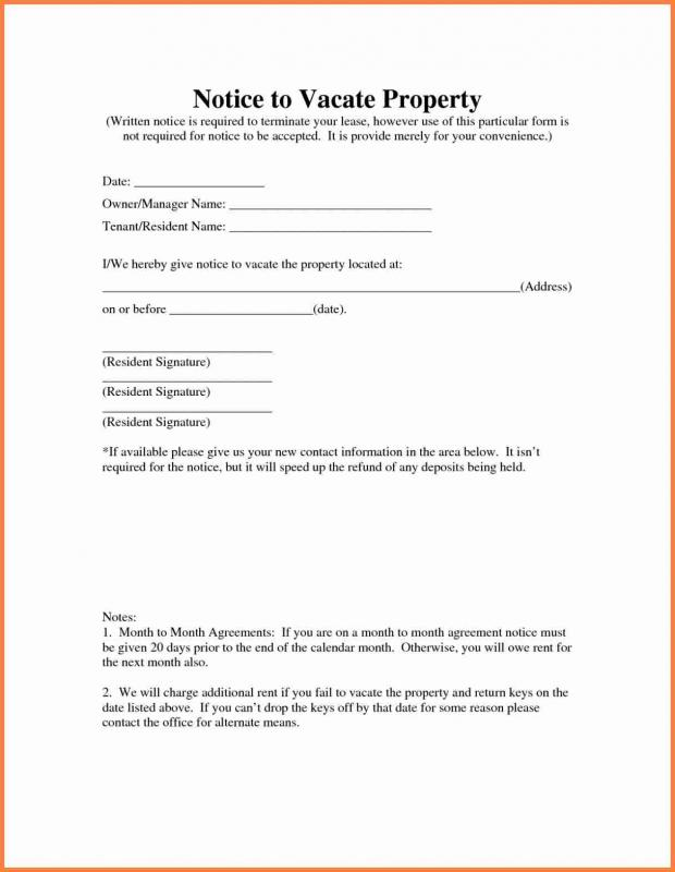 Business Letter To Property Owner