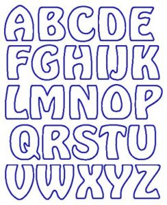 large alphabet letters hobbit font applique for machine embroidery sizes in email delivery bda