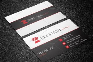 law firm business cards law business card