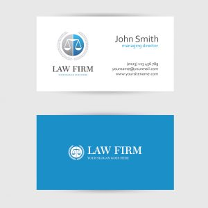 law firm business cards lawfirmbusinesscarddesign