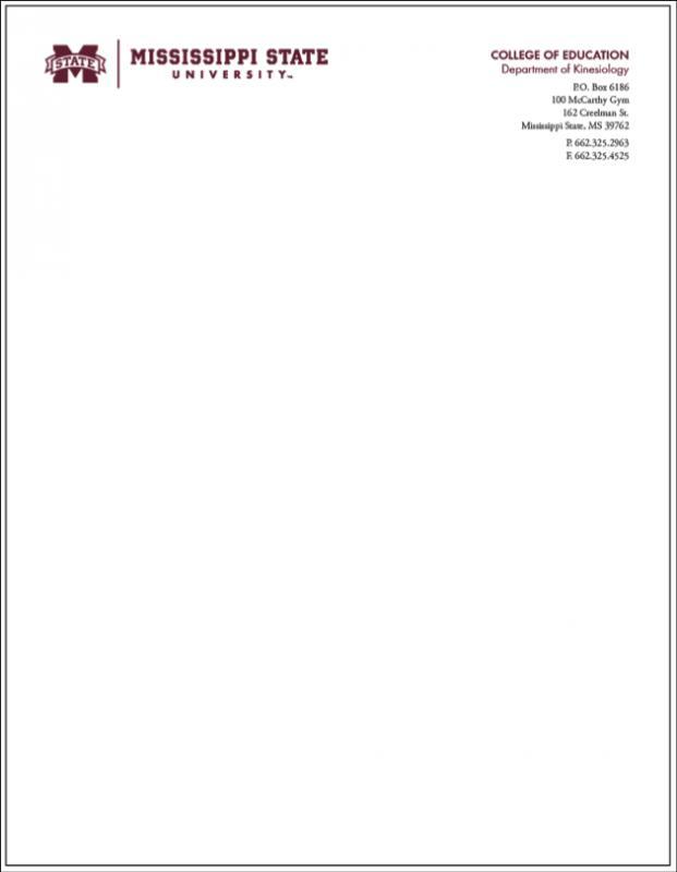 law office letterhead