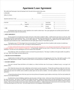 lease renewal agreement apartment lease renewal agreement