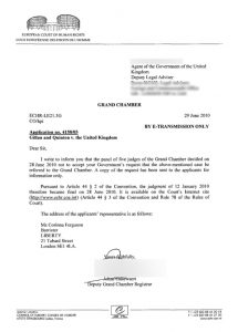 legal firm letterhead amended court letter