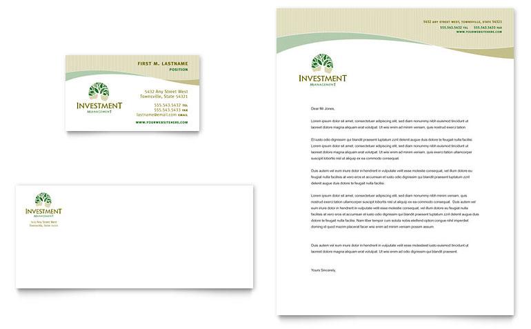legal firm letterhead