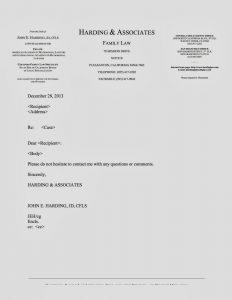 legal firm letterhead letterhead a
