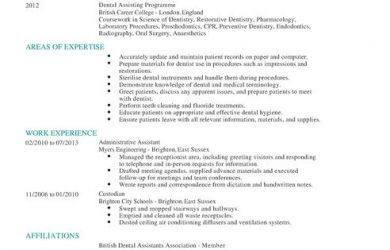 legal letters template dental assistant resume full
