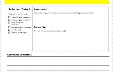 lesson plan template pdf simple lesson plan template for teachers