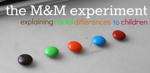 lesson plans for preschoolers m&m experiment