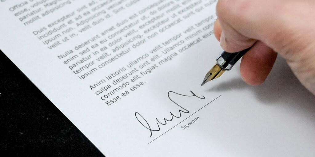 letter format formal