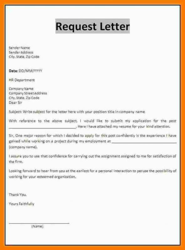 mailing letter format letter format mail template business 1753