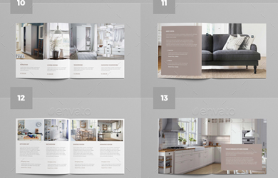 letter format templates furniture catalog template