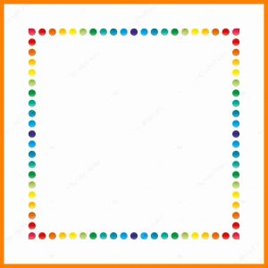 letter formats templates invitation letter frame depositphotos stock illustration dotted frame corner design template