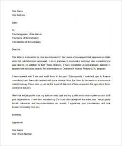 letter of intent template letter of intent template job word format download