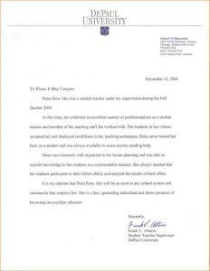 letter of rec format letter of recommendation student student teacher letter of recommendation rec frank