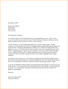 letter of recommendation for college scholarship generic letters of recommendation