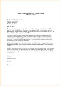 letter of recommendation for student teachers sample application job letter for a teacher