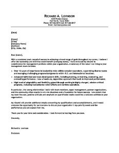 letter of recommendation from employer good cover letter examples