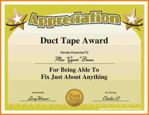 letter of recommendation templates word gag awards for employees cecffccfacba