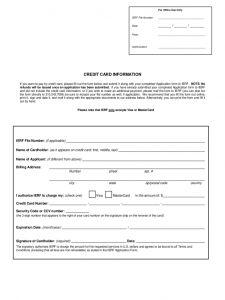 letter of reference for employment credit card information form template d