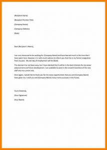 letter of resignation nursing resignation letter with reference letter bfedddcfaeaba