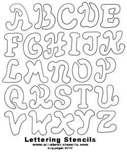 letter stencils to print alphabetstencil