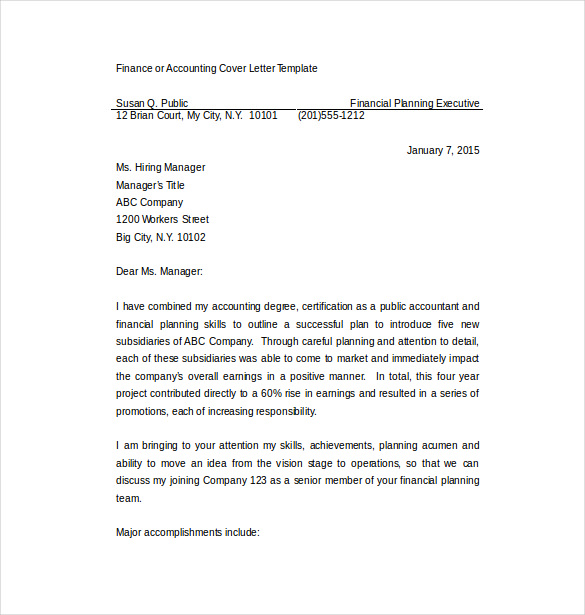 Letter Template Word  Professional Letter Template Word