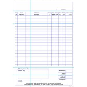 letterhead templates word standard rechnungstemplate muster mehrseitige rechnung seite