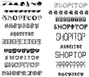 lettering font tattoo tattoo fonts ncp