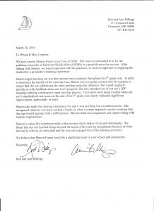 letters of recommendation for teachers sample letter of recommendation for teacher gczjxmmy